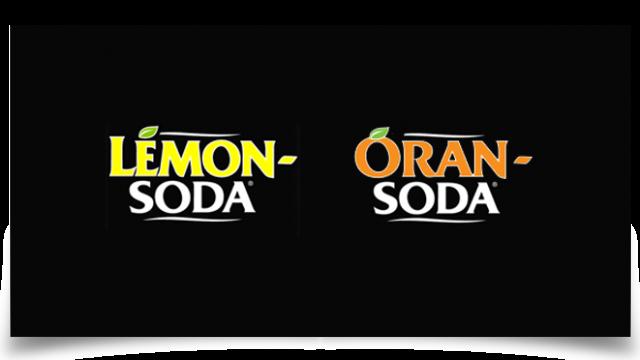 Lemonsoda / Oransoda
